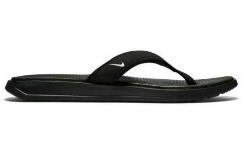 NWT Nike Celso Sandals Flip Flops Black