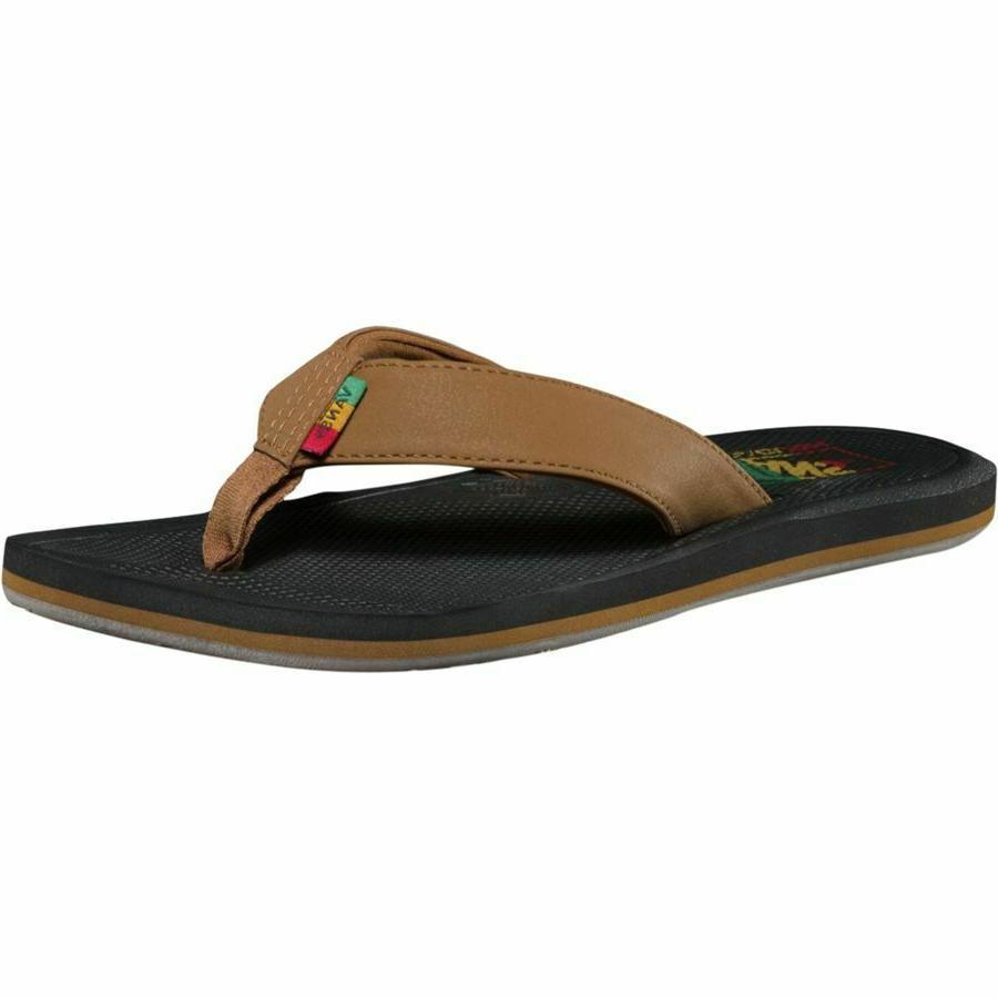 nwt nexpa synthc flip flops sandal dachshund