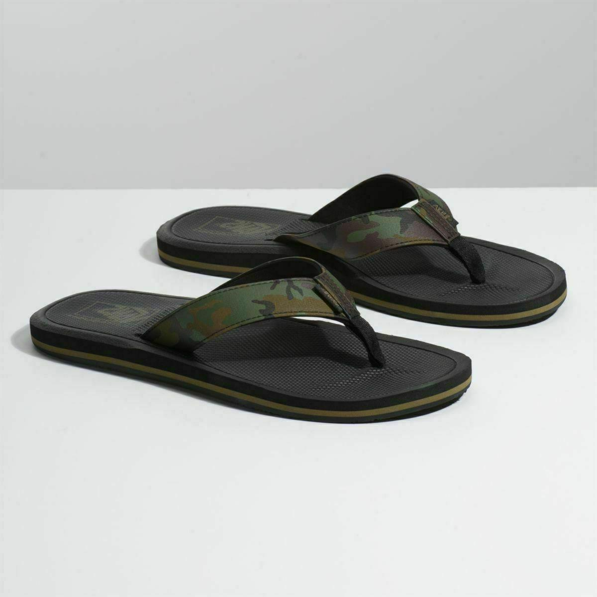 NWT Vans FLIP Sandals BLACK Shoes