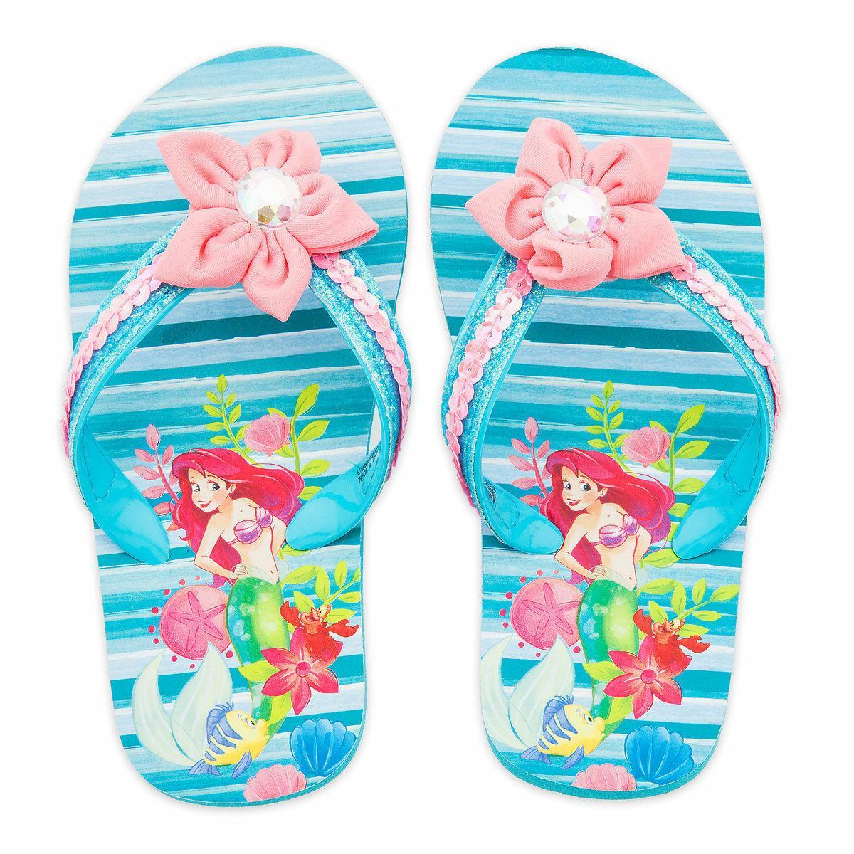 nwt store ariel flip flops sandals shoes