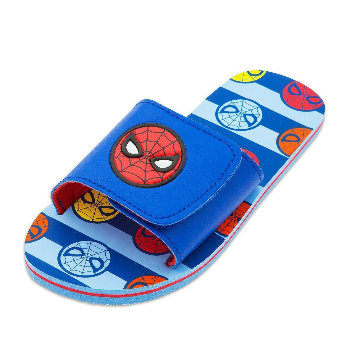 NWT Spiderman Flops