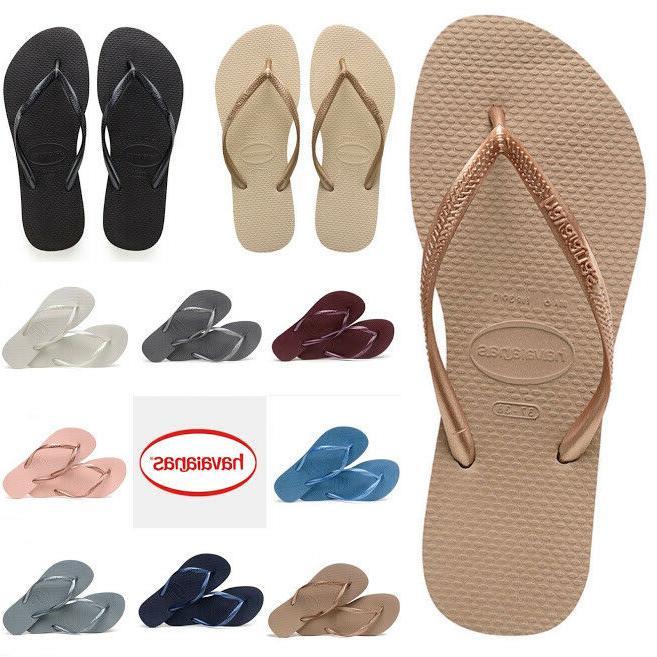 original flip flops women slim various colors