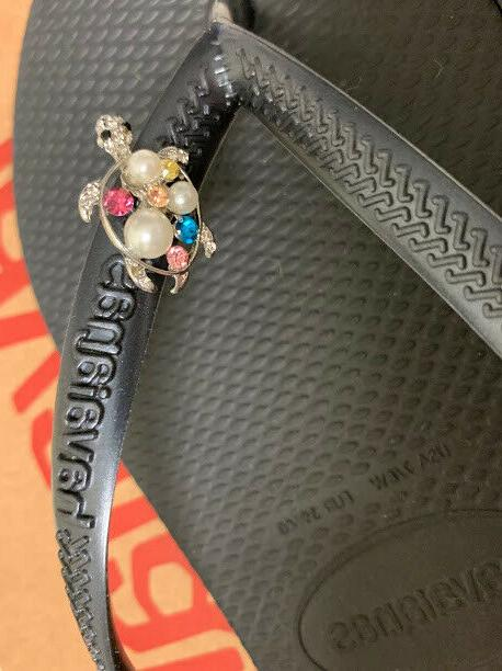 Original HAVAIANAS Flops Women Slim with and Personalized