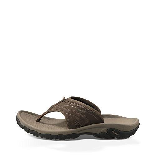 Teva Men's Pajaro Flip Flop, Turkish M
