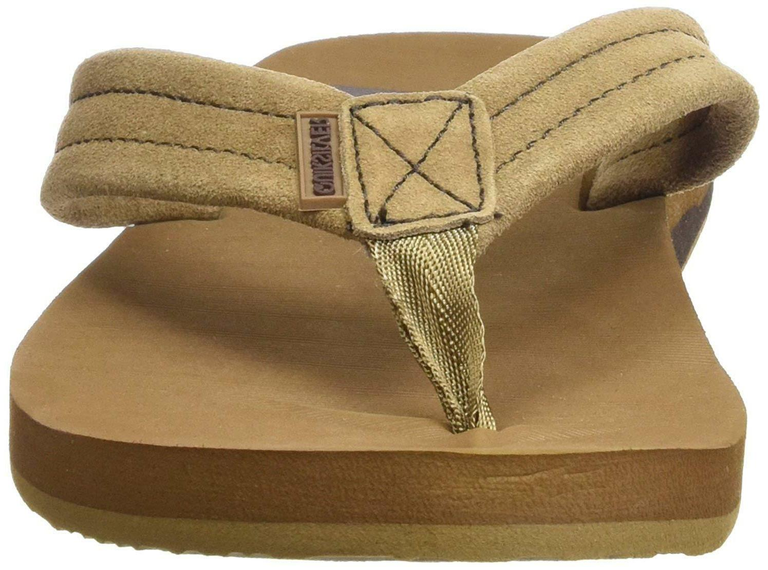 Quiksilver Carver 3-Point Flip-Flop