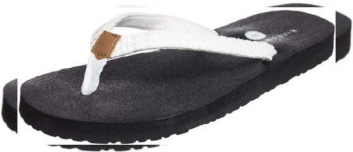 riverberry women s aloha flip flop yoga