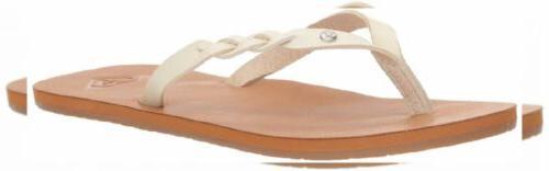 roxy women s liza sandal flip flop