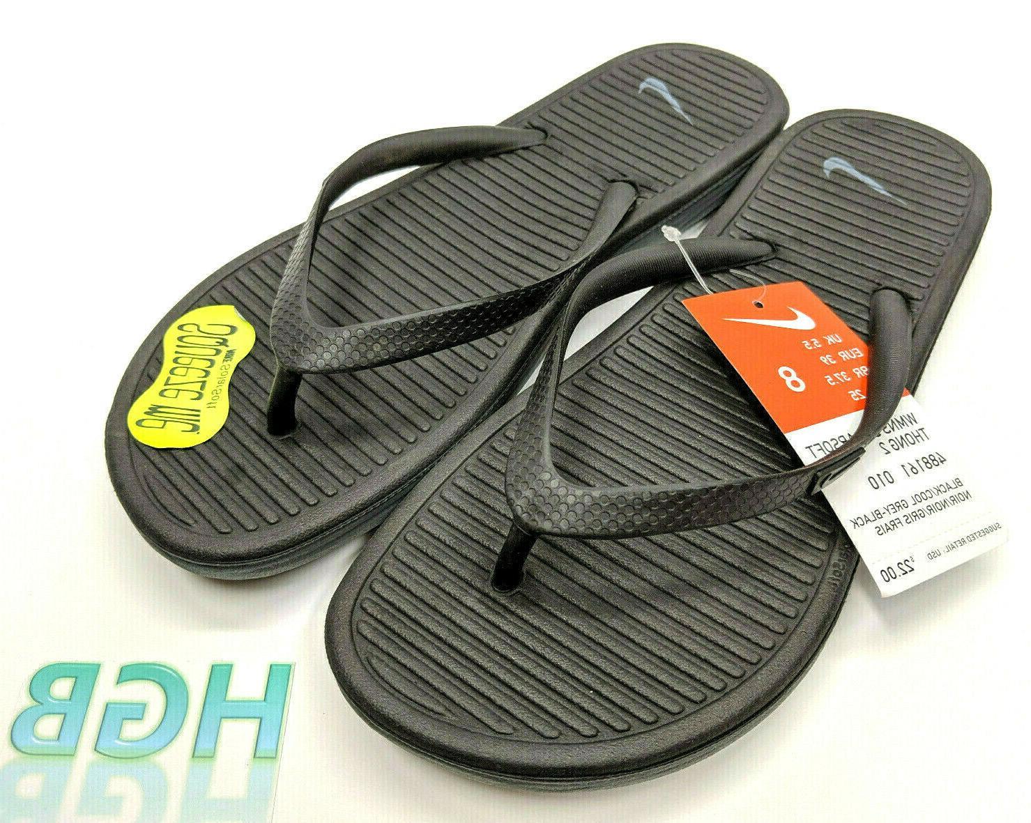 solarsoft thong 2 womens flip flops sandals