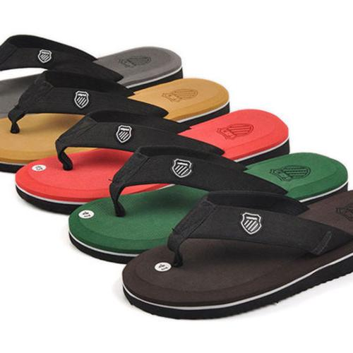summer leisure men s flip flops beach