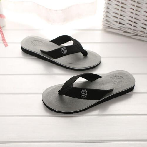 Summer Leisure Flops Slippers Cosy Massage