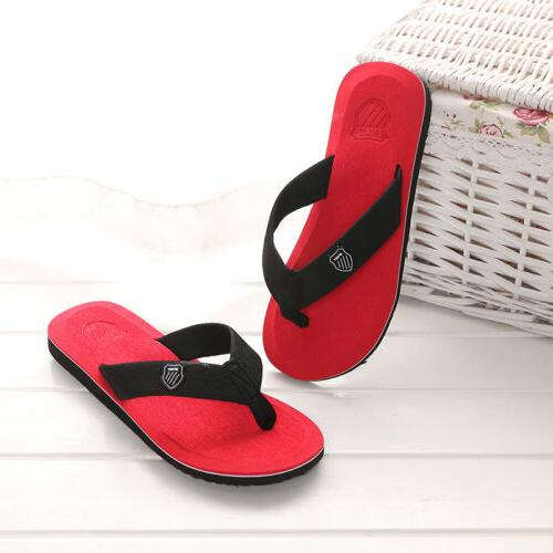 Summer Men's Flops Cosy Massage