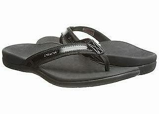 tide ii thong sandal orthaheel technology women