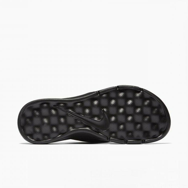 Nike Ultra Comfort 882697-001 White Sandals Flip
