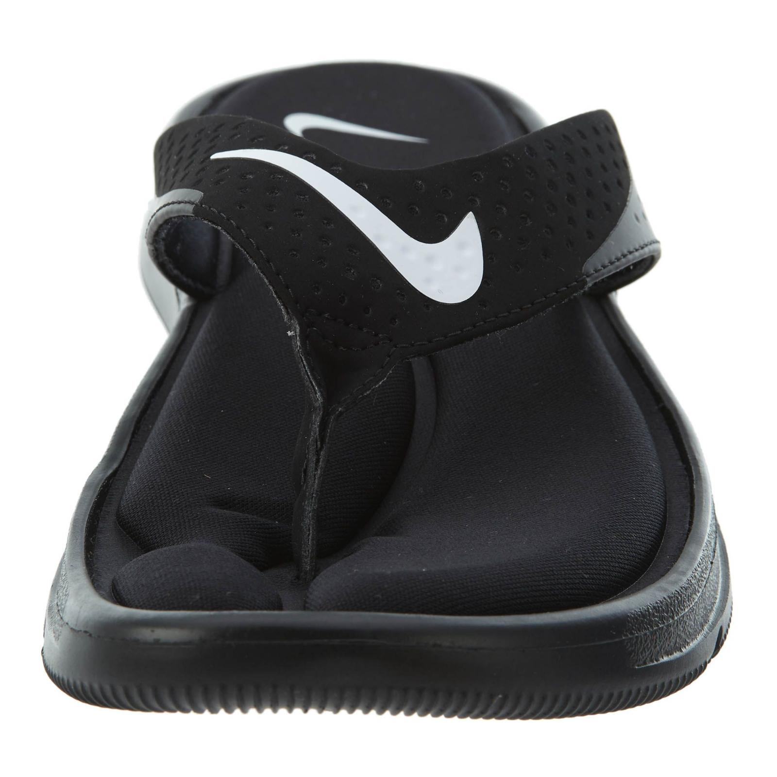 Nike Comfort Men's Flip Flops Sandals Black SZ