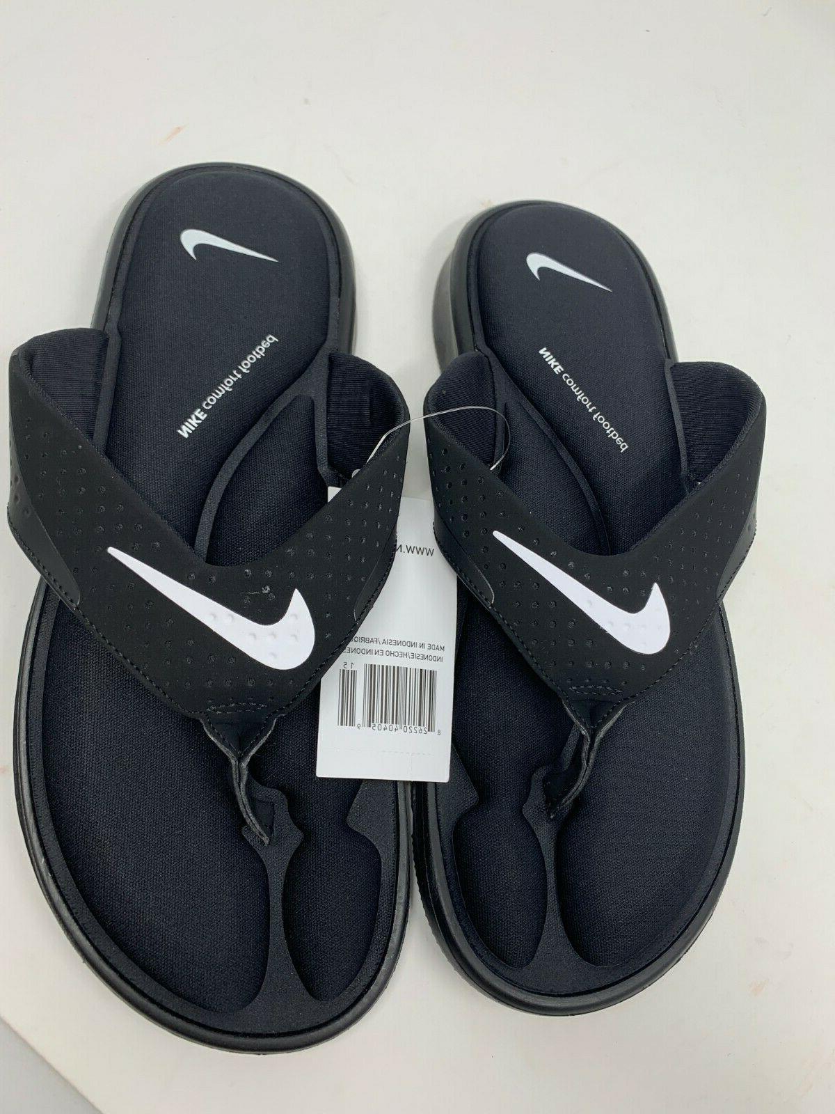 Nike Ultra Men's Flops Black