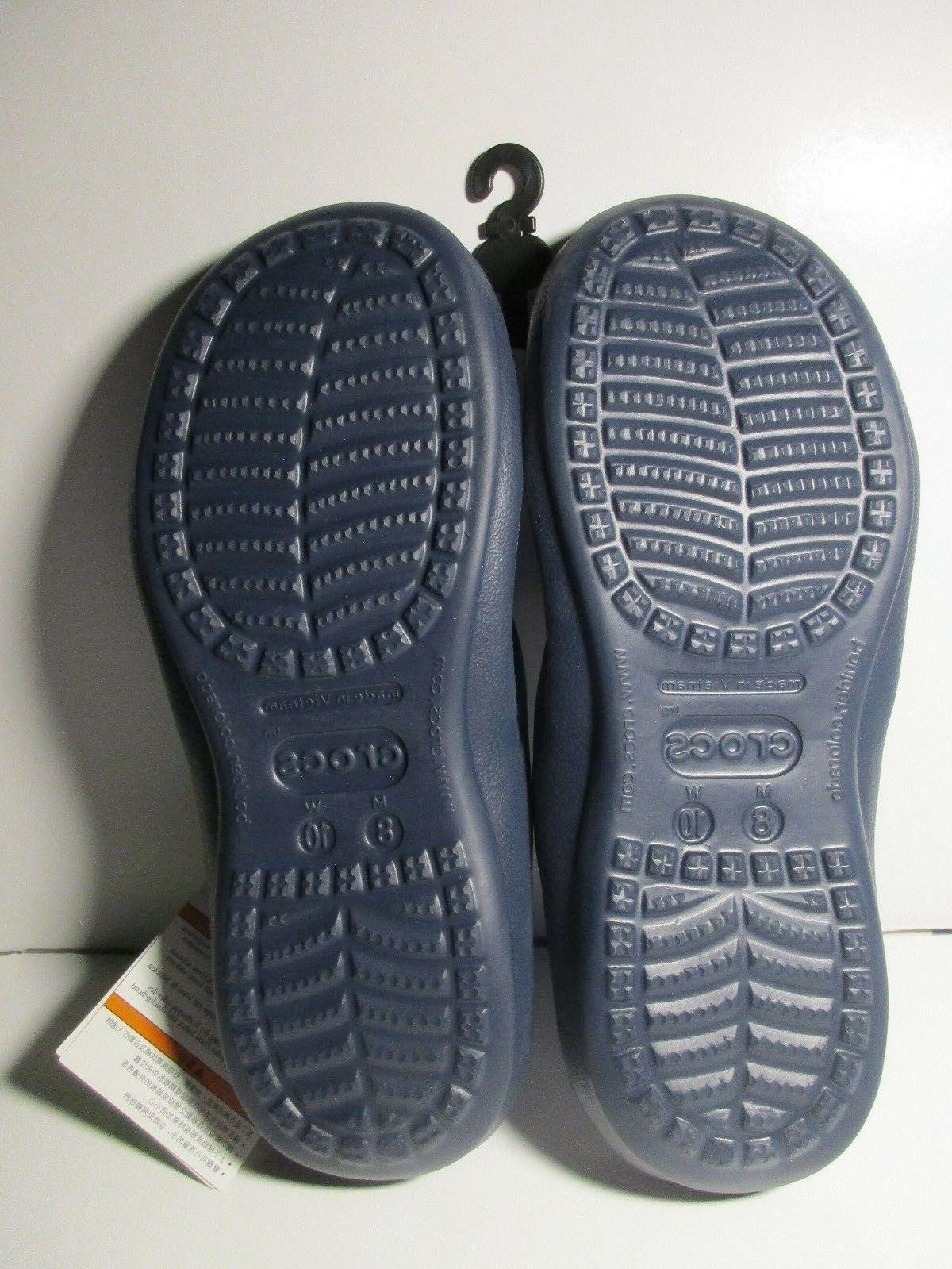 Crocs Unisex Flop Sz 9