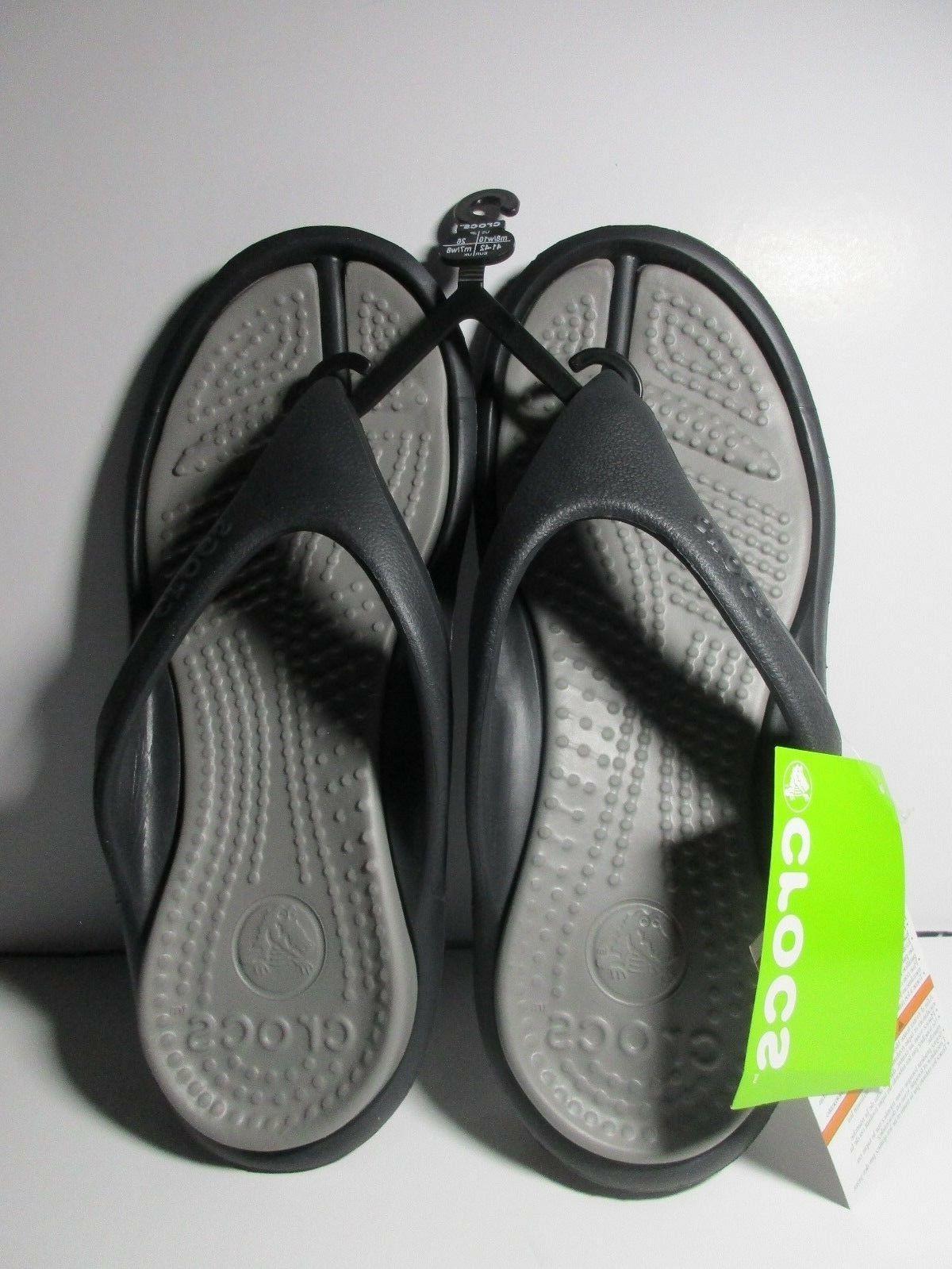 Crocs Athens Flop - Sz 7 / 9 COLOR