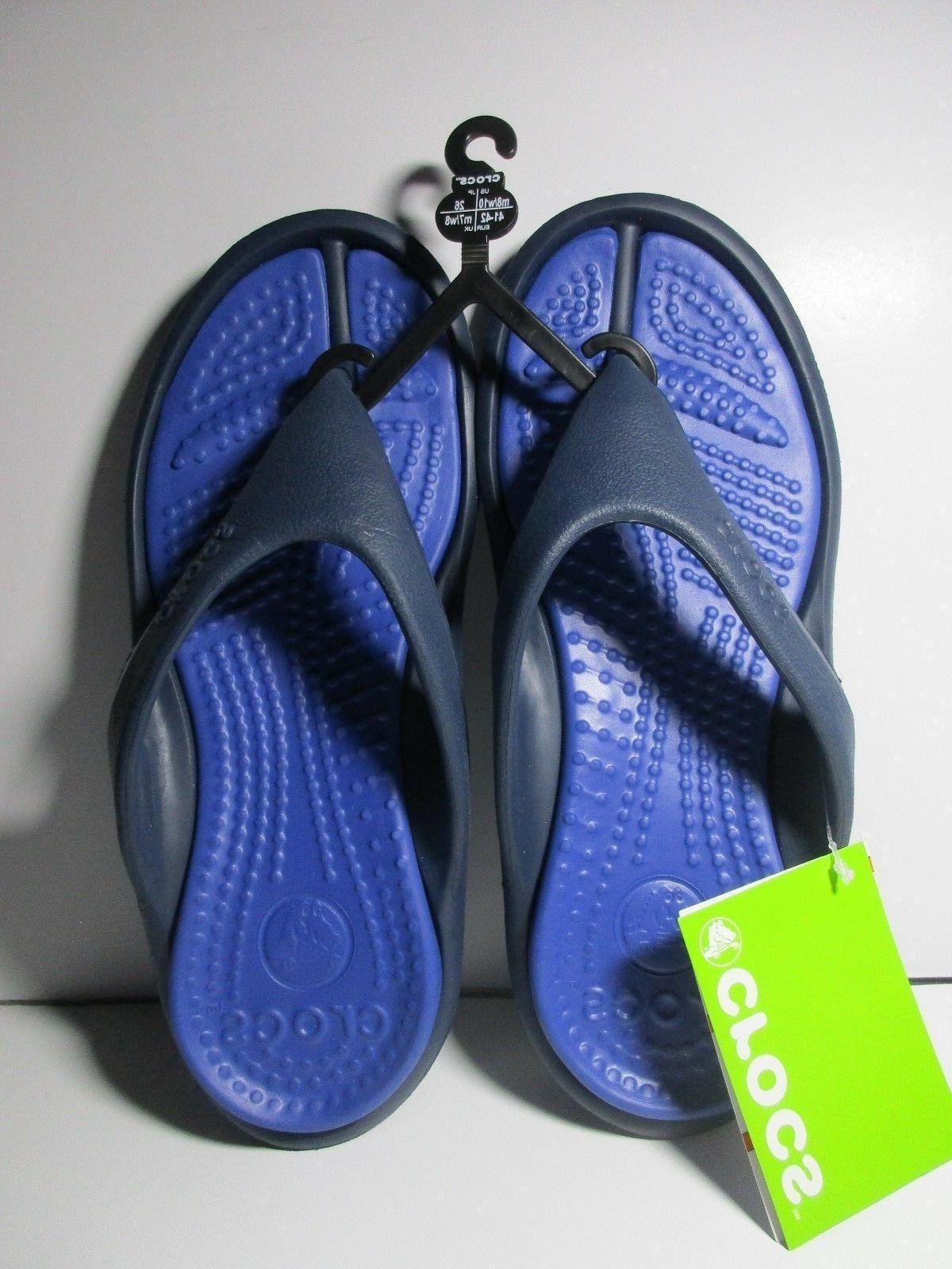 Crocs Flop - SIZE Sz 7 Sz
