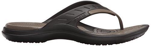crocs Flip-Flop, US Men M US Women