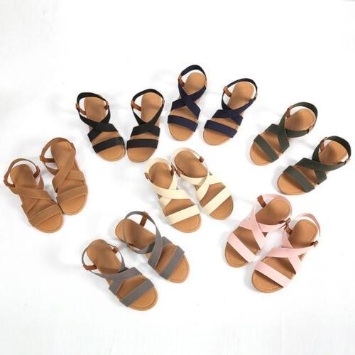 US Flip Flops Sandals Bandages Shoes Summer
