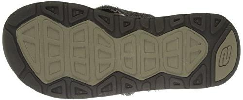 Skechers USA Flip Flop, Chocolate, M US