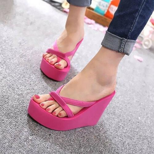 USA Platform Sandals Shoes