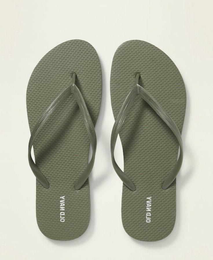 Old Navy Flops Size NEW