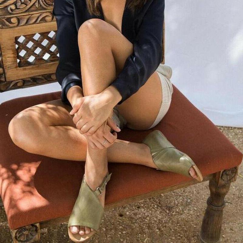 Women Flat Gladiator Sandals Summer Beach Open Toe Shoes Flip Flops