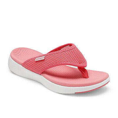 Support Soft Flops Thong Sandals