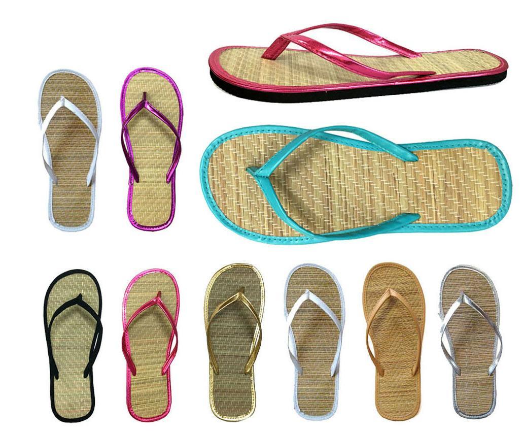 women s bamboo sandal flip flops flats