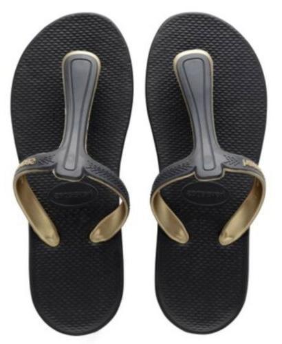 women s casuale sandal flip flops black