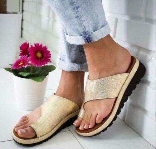 Women Slip Sandals Slipper Ladies Flip Size