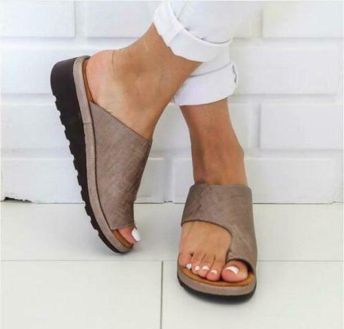 Women Slip On Slipper Flip Size