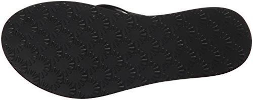 UGG Wedge Sandal, Black, 7 US