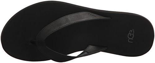UGG Sandal, Black, 7 M US