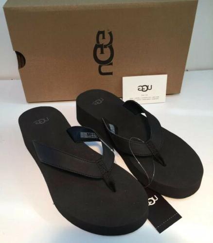 women s dani wedge sandal black 7