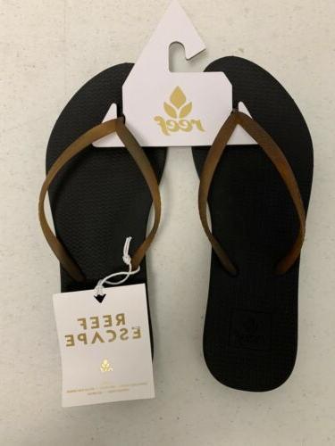 women s escape lux flip flop sandals