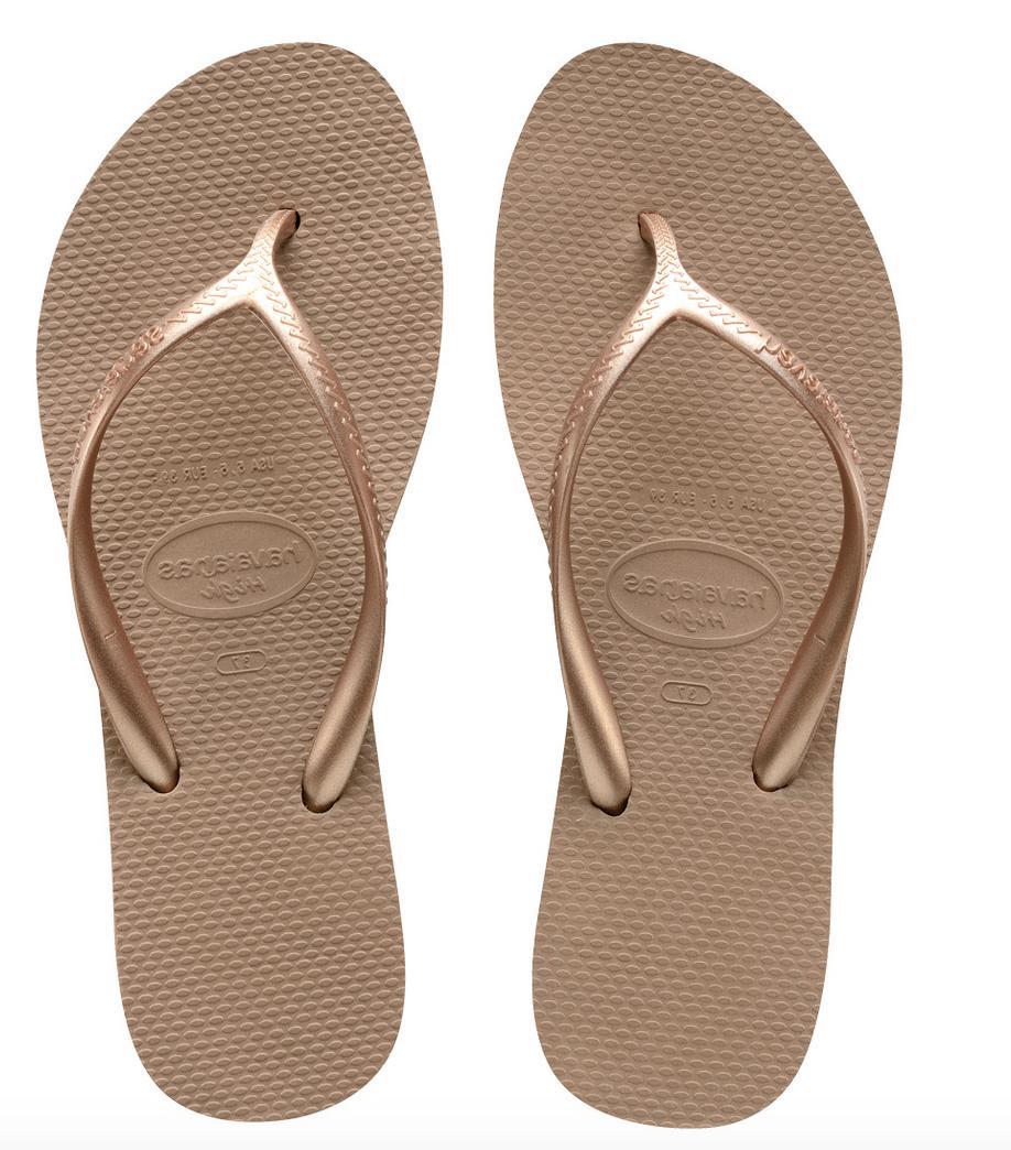 women s flip flops high light rose