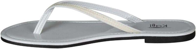 Kali Footwear Women's Focus Glitter Flip Flops