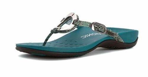 women s karina arch support thong sandal