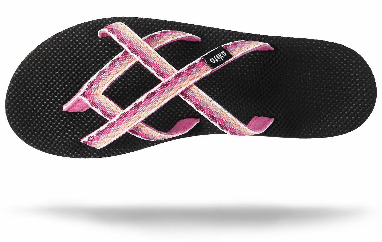 ATIKA Women's Sandals, Beach Flip Arch Support Platform