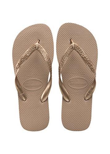 women s top tiras sandals rose gold