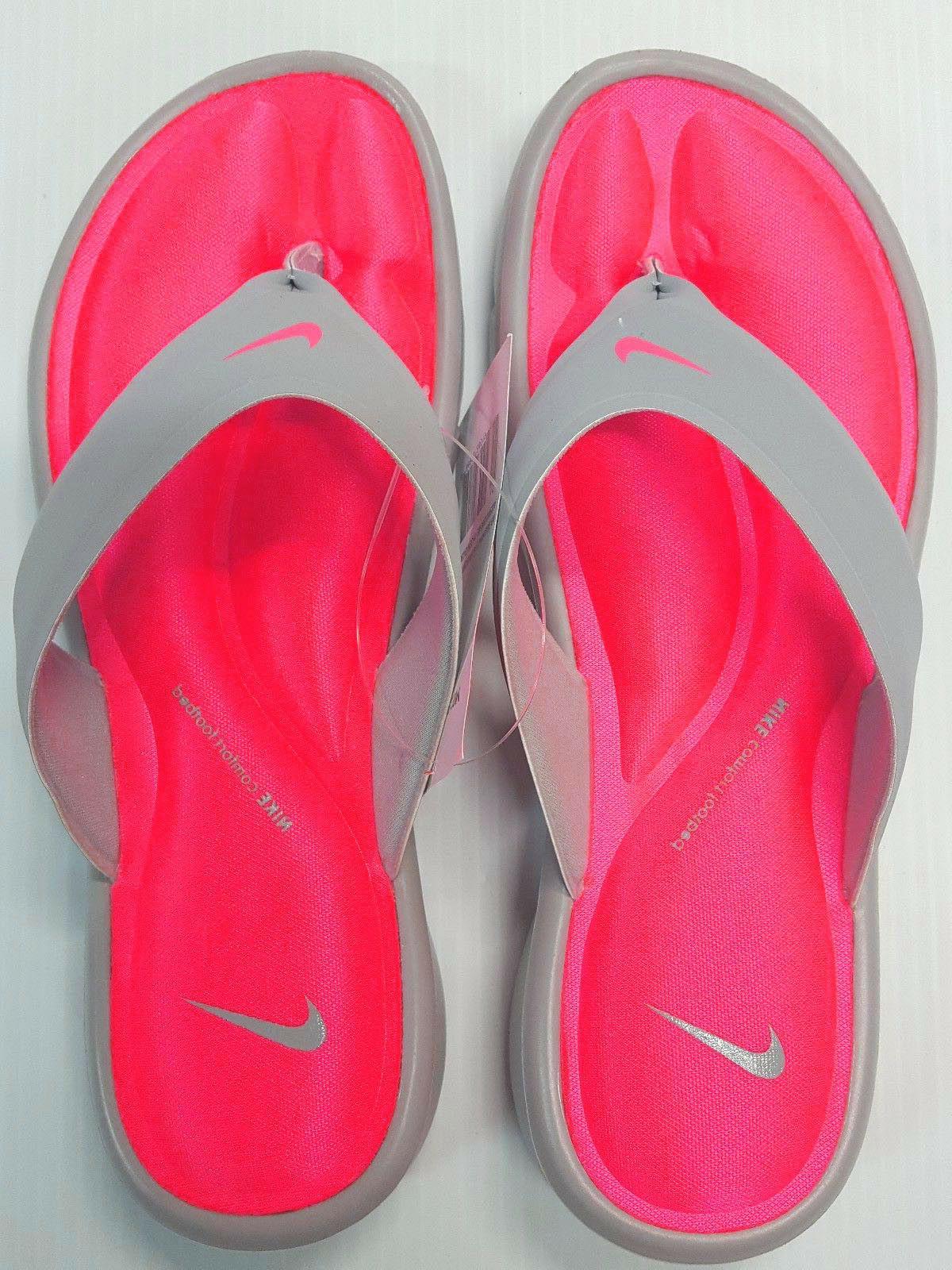Nike Ultra Comfort Thong Flip-Flops Size 6,7,8,9,10