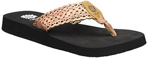 women s wally flip flop blush 7