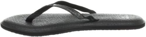 Sanuk Yoga Spree 2 Flop,Black,5 US
