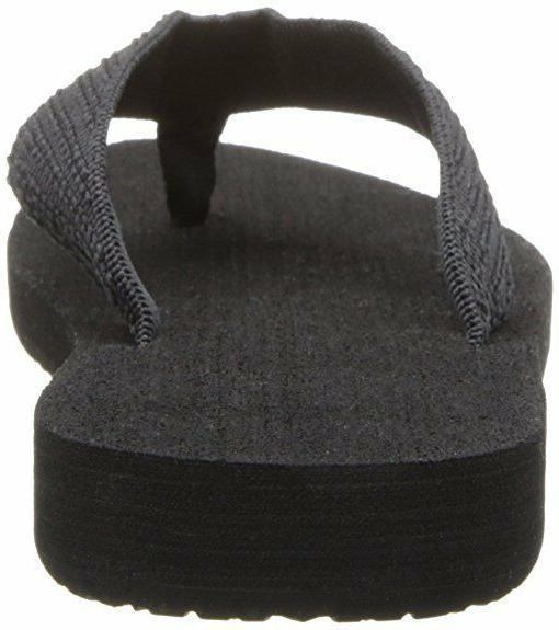 Women Sandy Love Sandal Flops Black/ 100% New