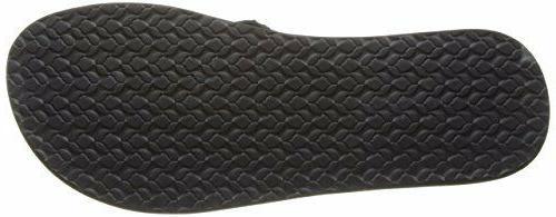 Women Sandal Flip RF1354 Black/ Black Original New