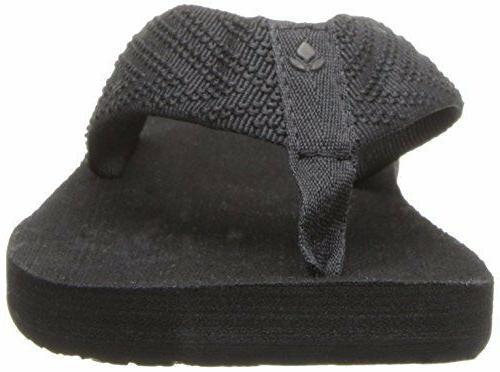 Women Reef Sandal Flip Black/ Black 100% Original New