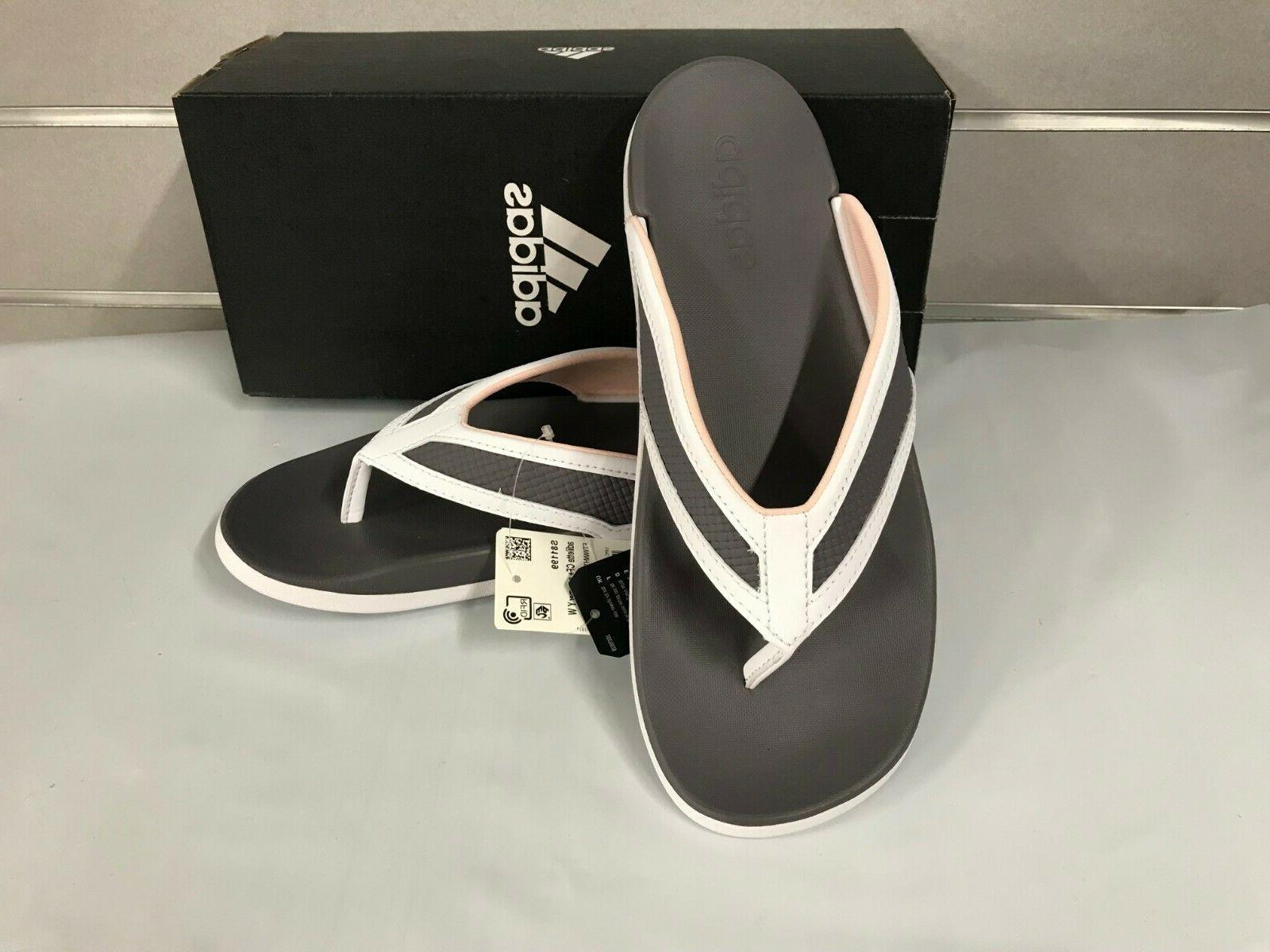 Adidas Womens Flip S81199 GREY/PINK NEW