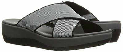 Clarks Elin Slide Sandal- Pick SZ/Color.